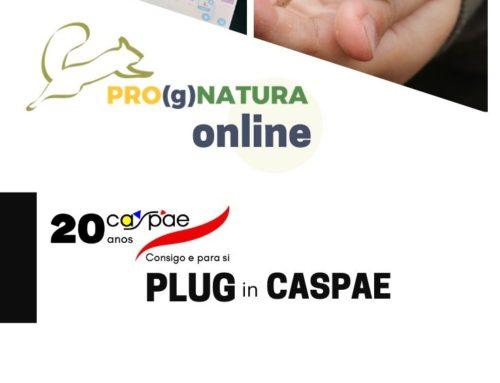 PLUG in CASPAE – PRO(g)NATURA ONLINE